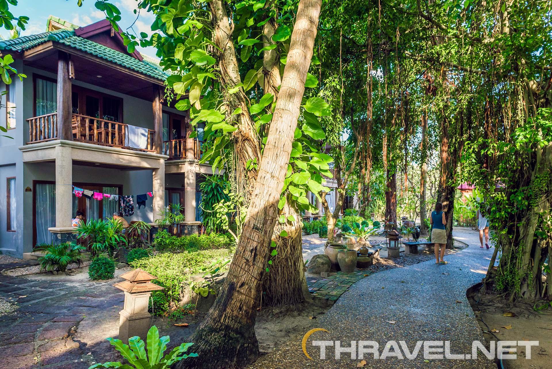 Railey-beach-hotels-garden-view