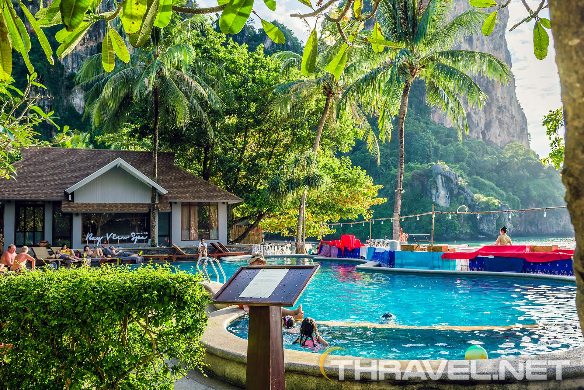 Railay Beach Hotels Idyllic Luxury In A Jungle Paradise