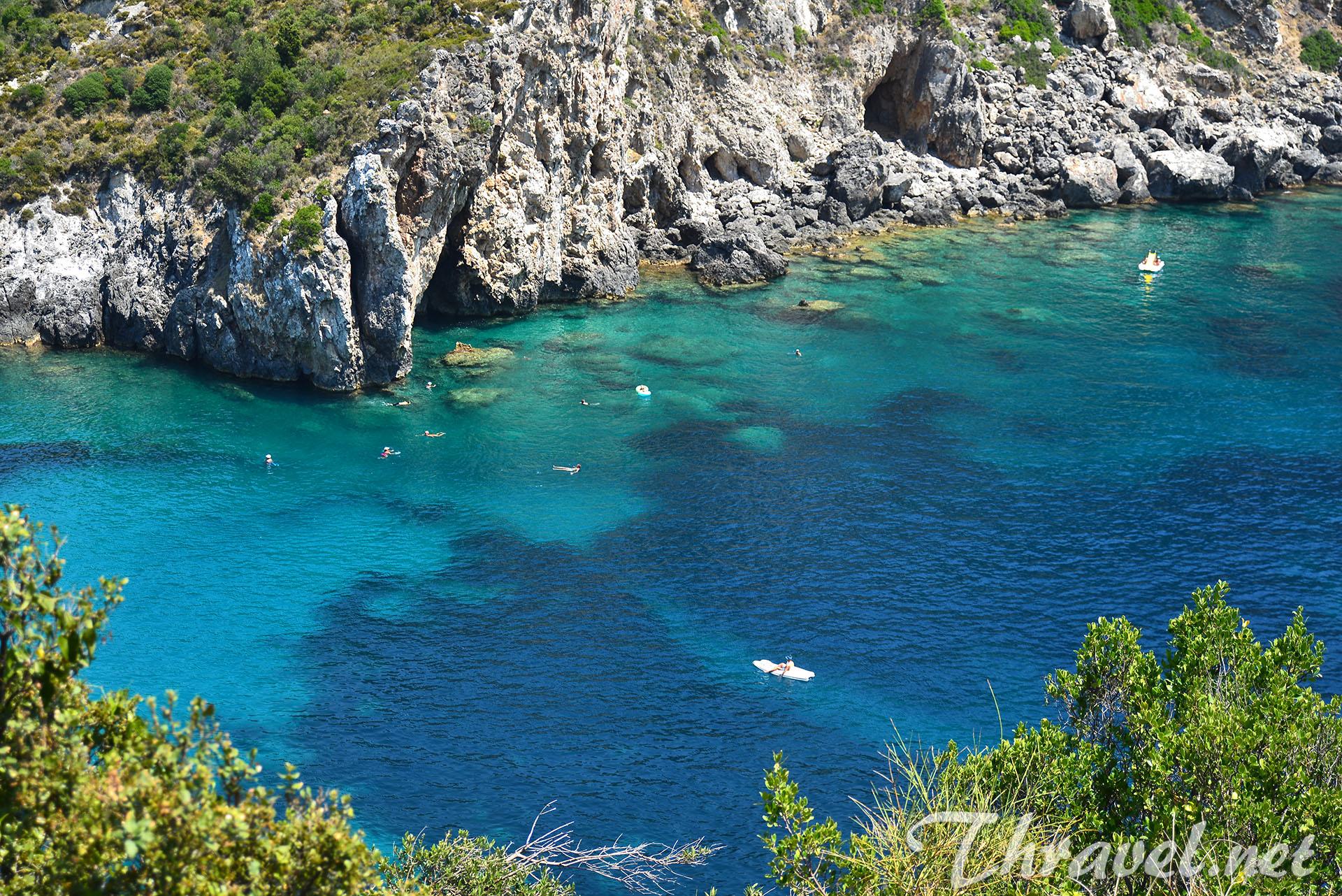 Most Beautiful Beaches In Corfu Island