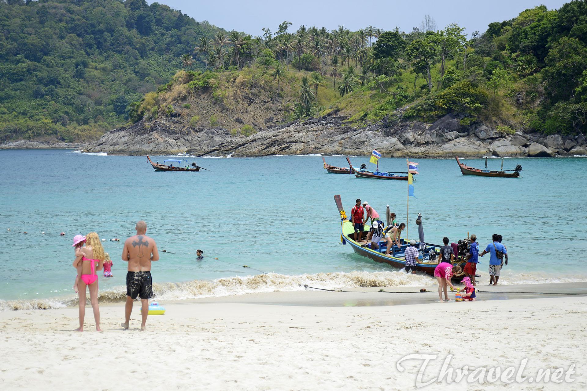 Getting Around Phuket Freedom Beach