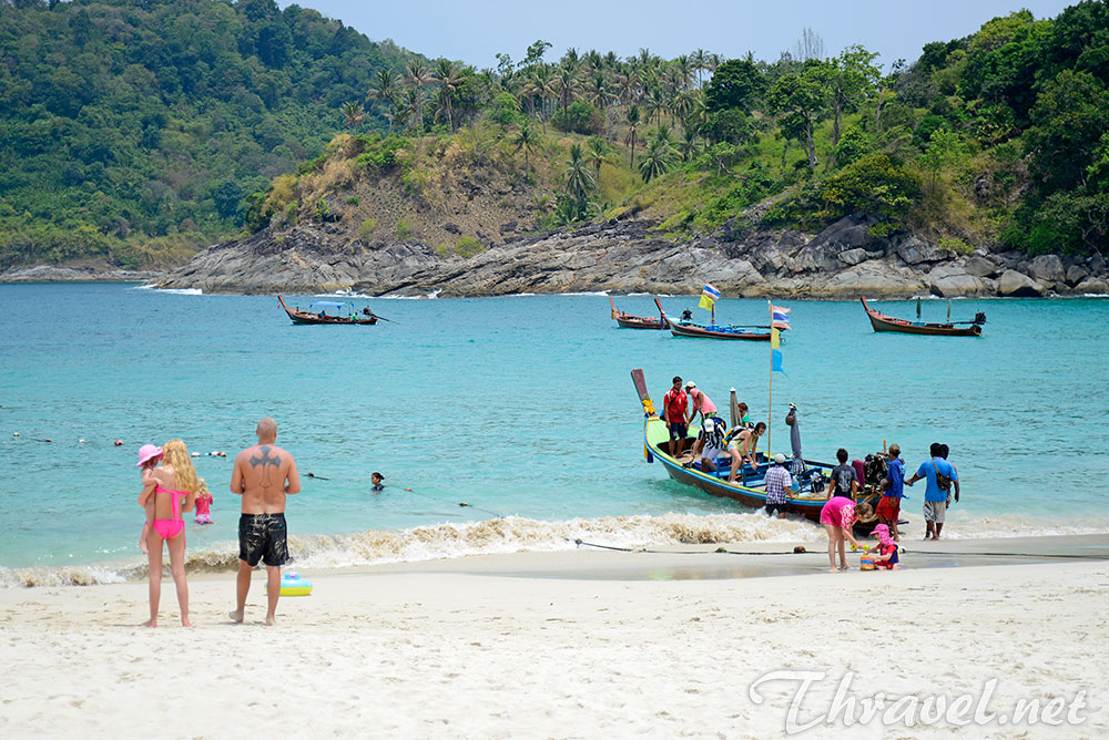 Getting around Phuket, Thailand - Freedom beach - photo 1