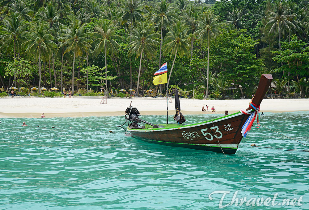 Getting around Phuket, Thailand - Freedom beach 02