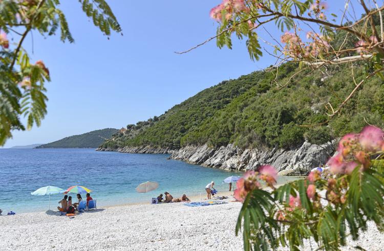 Mikros Gialos Beach - Lefkada- Greece - 01