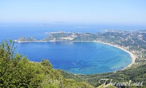 Corfu Beaches: Agios Georgios, Pagi