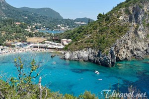 Paleokastritsa: One Of The Corfu's Most Beautiful Beaches