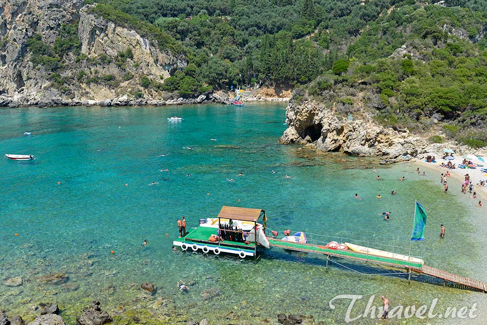 Paleokastritsa, Corfu, Greece 100x668 02