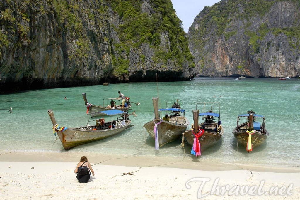 Maya Bay - Phi Phi Islands