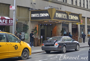 Affordable New York Hotel Near Times Square And Broadway: Hotel Edison