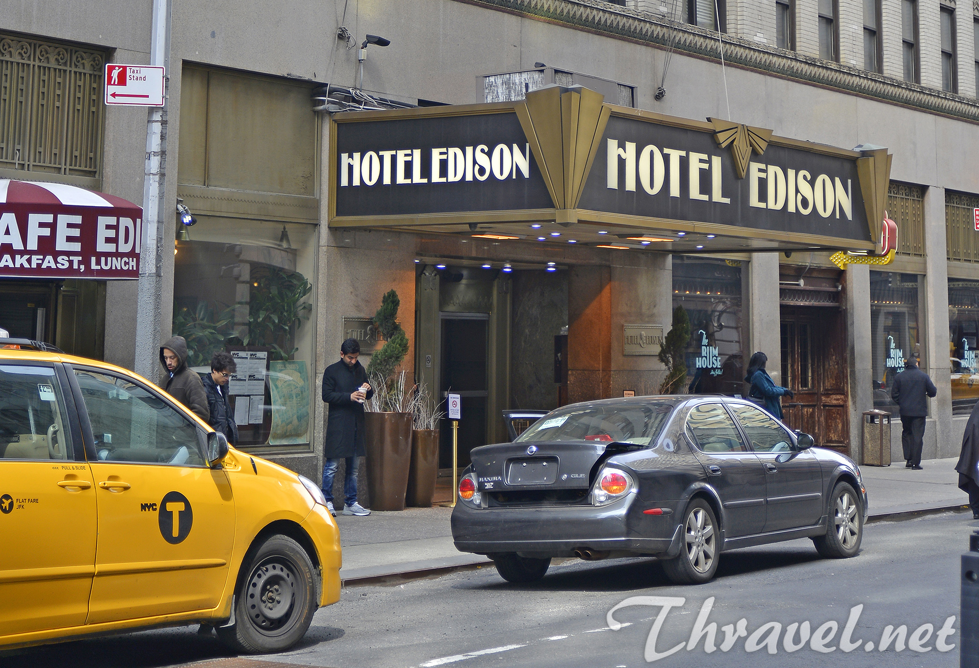 Hotels in Times Square, New York City (United States of