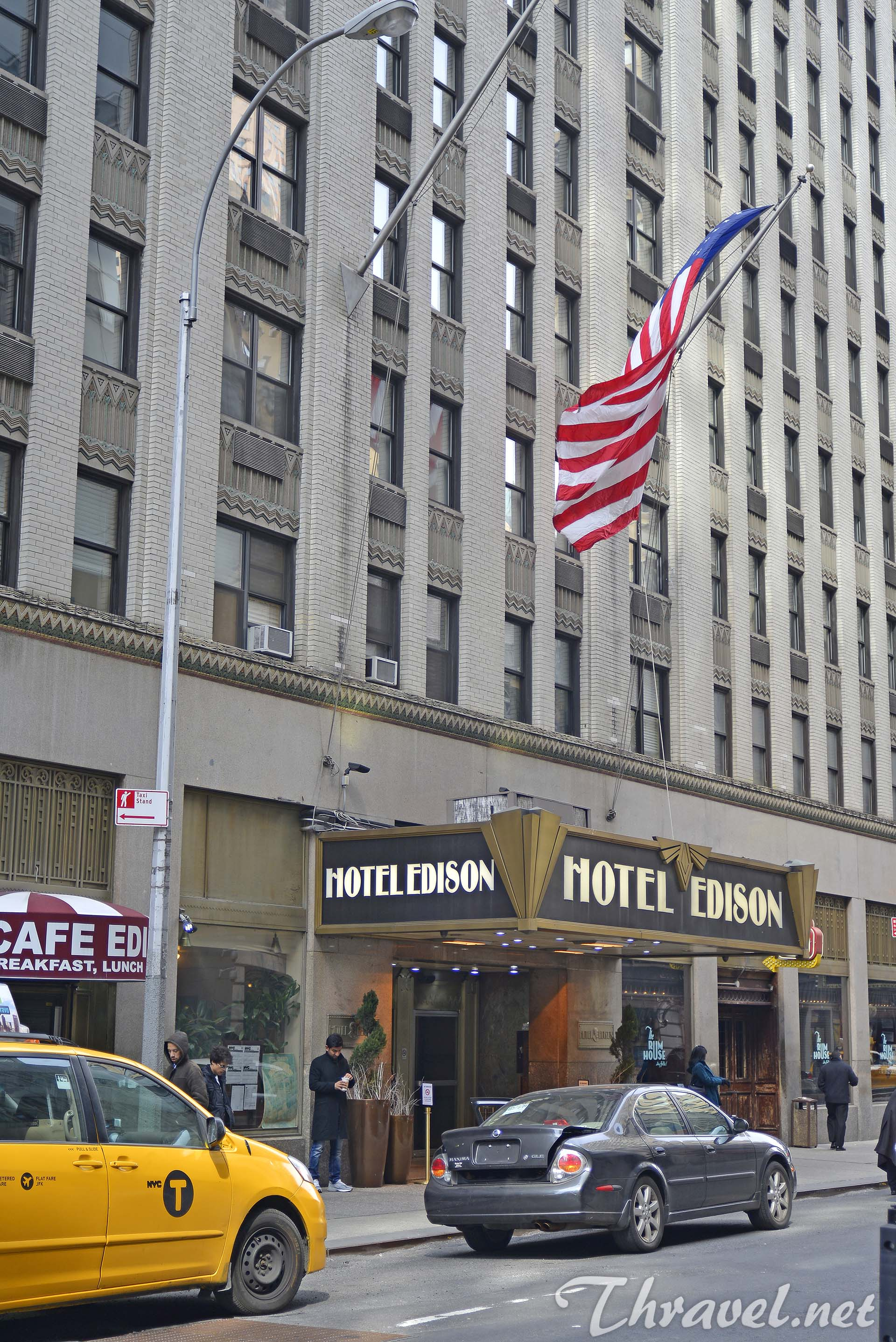 Affordable new york hotel near times square and broadway for New york hotels
