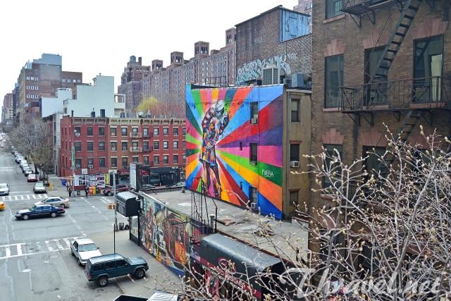High Line - New York - View