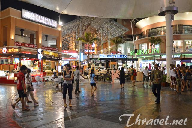 Jungceylon Shopping Center - Patong Beach