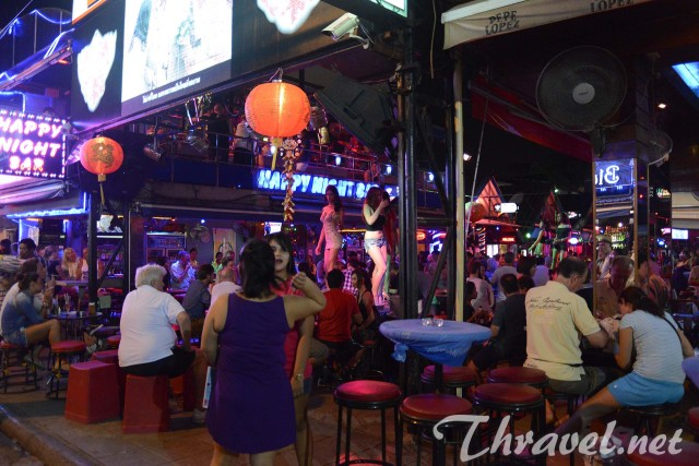 Patong Beach Nightlife