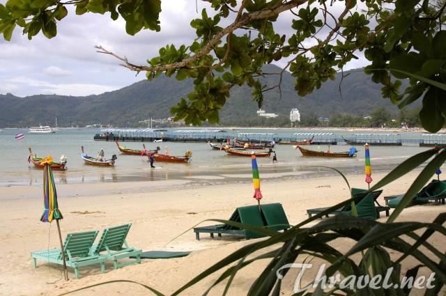 Patong Beach - Phuket - Thailand - Nikon D100