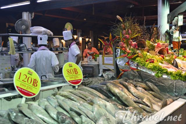 Patong Beach Restaurants