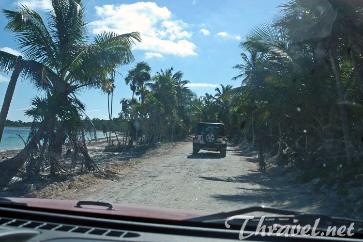 Jeep Safari Yucatan