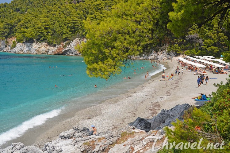 Kastani Beach (Mamma Mia! Beach) - Skopelos - Greece