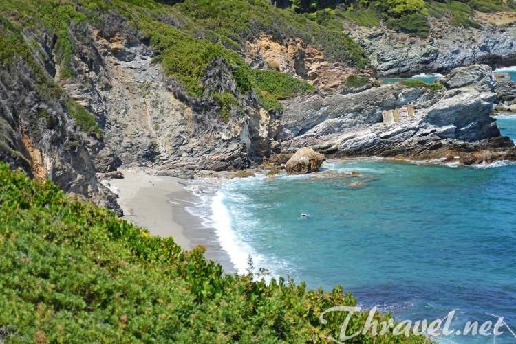 Perivolou Beach (Perivolos Beach) - Skopelos
