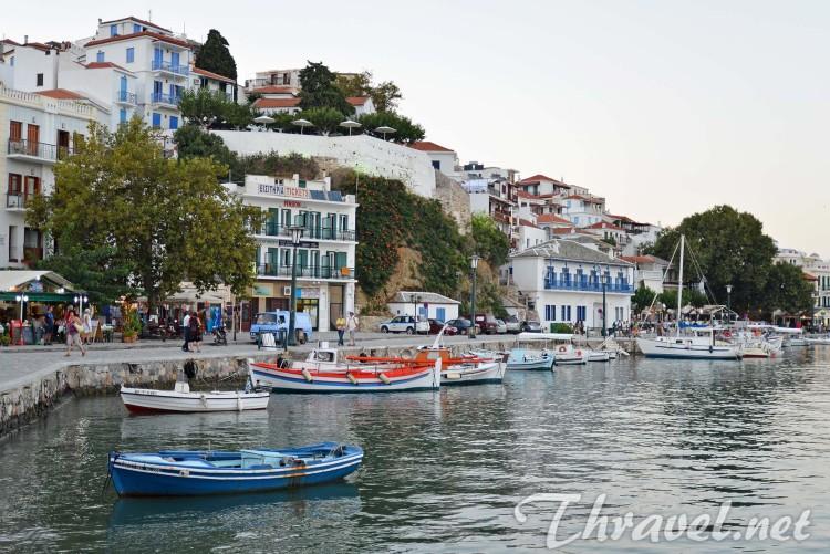 Skopelos Town Port
