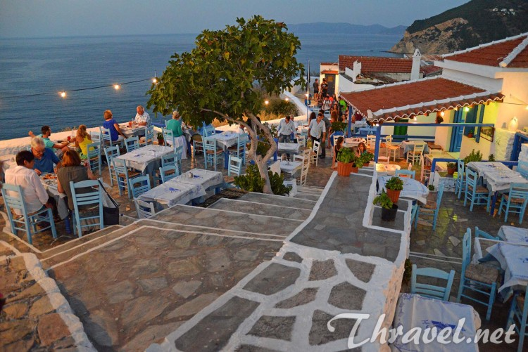 Skopelos Town - Taverna Anatoli