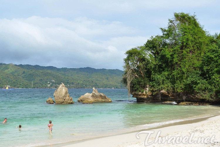 Cayo Levantado Island