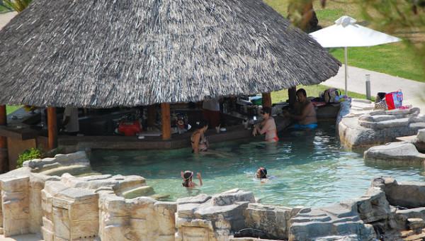 Porto Carras hotel swimming pool