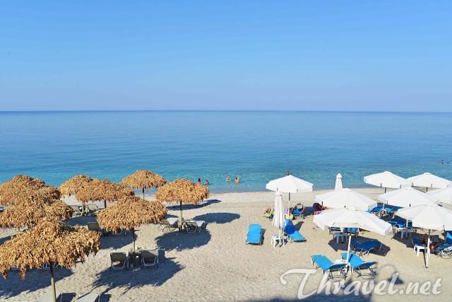 Agios Ioannis beach