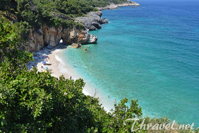 Mylopotamos beach picture
