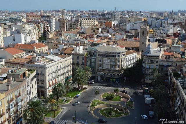 Travel to Valencia