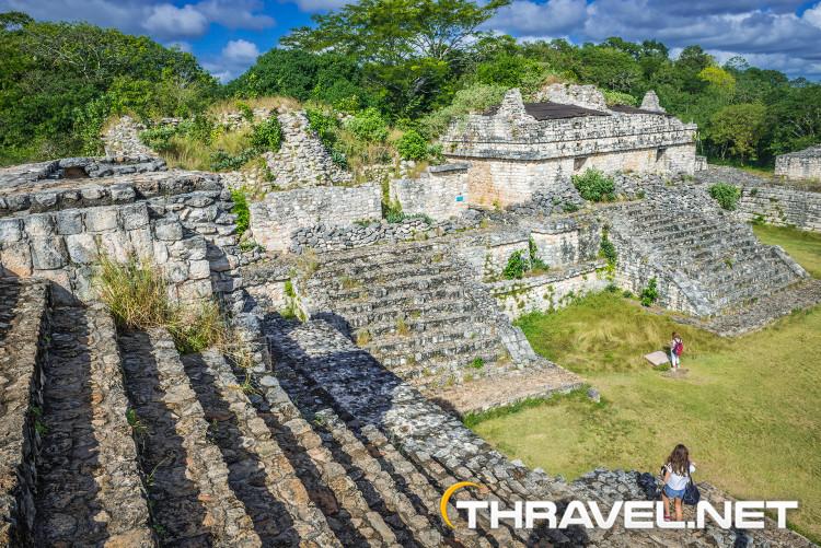 Ek Balam Mayan Archeological Site
