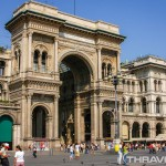 Milan hystorical places