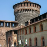 Sforza Castle photo