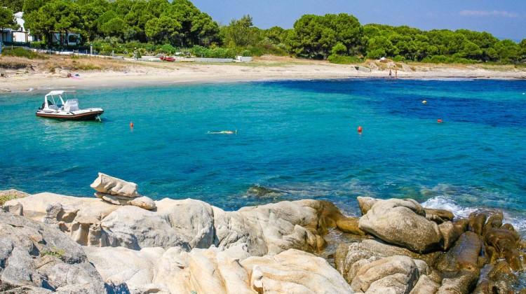 Vourvourou, Greece