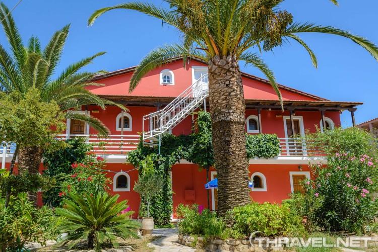 Hotel Tropical Studios, Zante