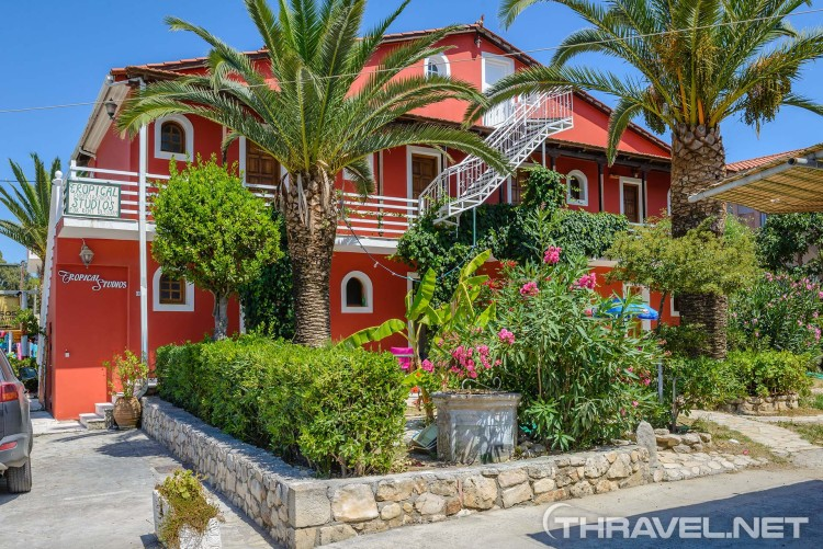 Tropical Studios Hotel, Laganas