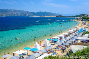 Summer On The Island Of Ammouliani, Halkidiki