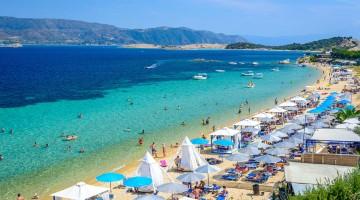 Summer On The Island Of Ammouliani, Halkidiki