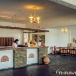 Agionissi Hotel Reception