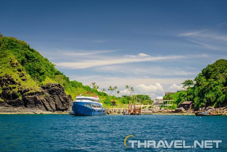 Phi Phi Natural Resort - Laemtong pier