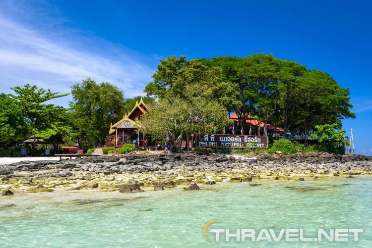Phi-Phi-Natural resort-beach