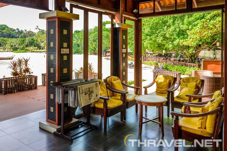 Reception of Phi Phi Natural Resort