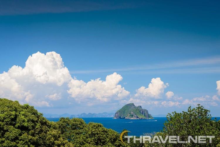 Phi Phi Natural Resort - rooms view