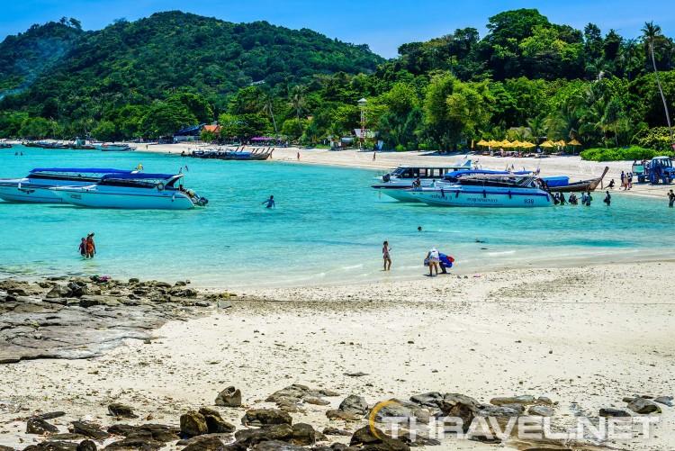 Phi Phi Natural Resort - beach