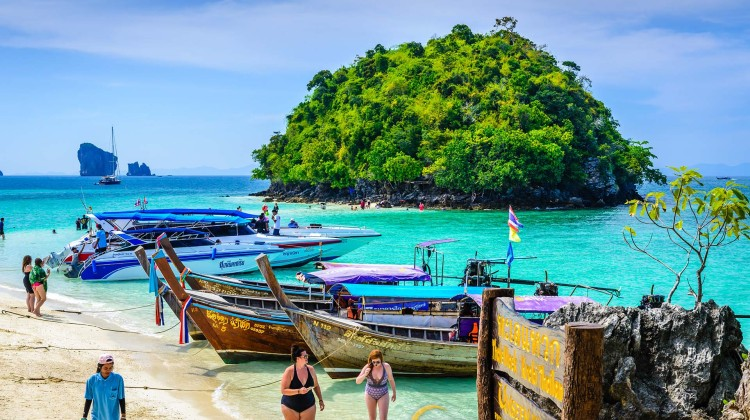 Getting Around Ao Nang Beach, Krabi Thailand