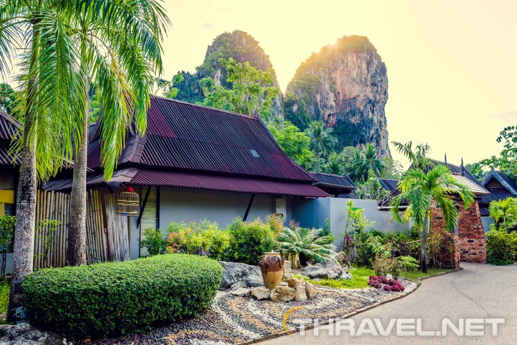 Railay Bay - villas