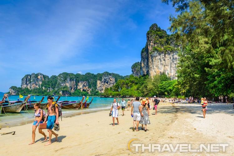 Railay Beach - Thailand