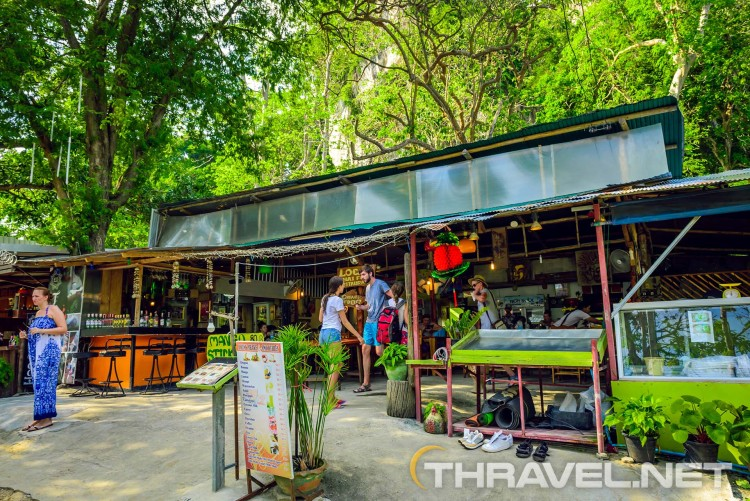 Railay Beach restaurants