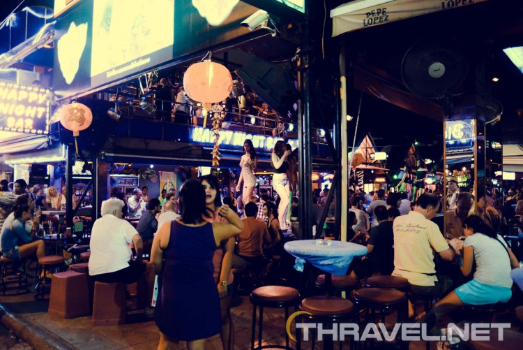 Phuket or Krabi - Patong Go Go bar