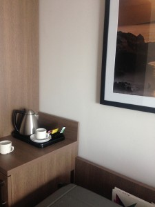 Waterfront hotel Malta rooms amenities