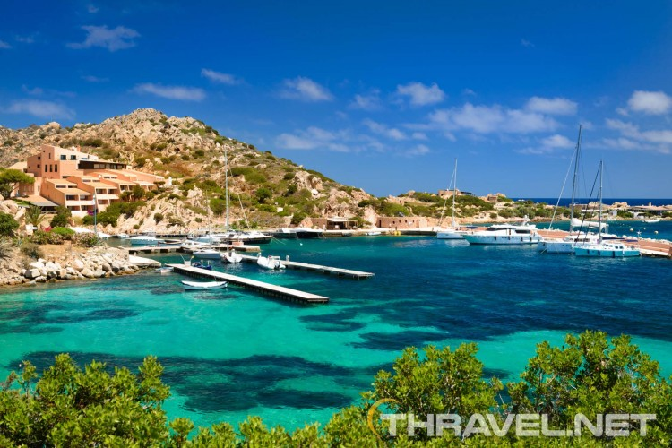 La Maddalena - beaches